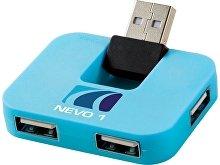 USB Hub «Gaia» на 4 порта (арт. 12359802), фото 6