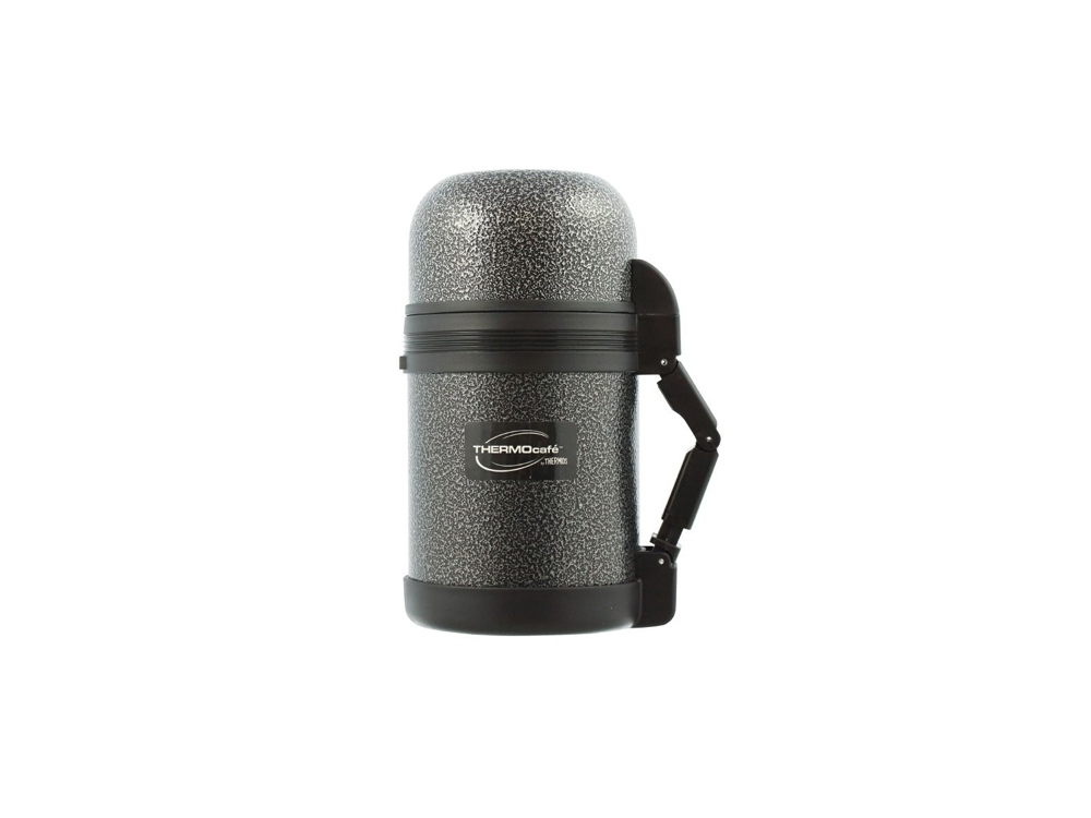 Термос из нерж. стали тм ThermoCafe HAMMP-800-HT, 0.8L, серый