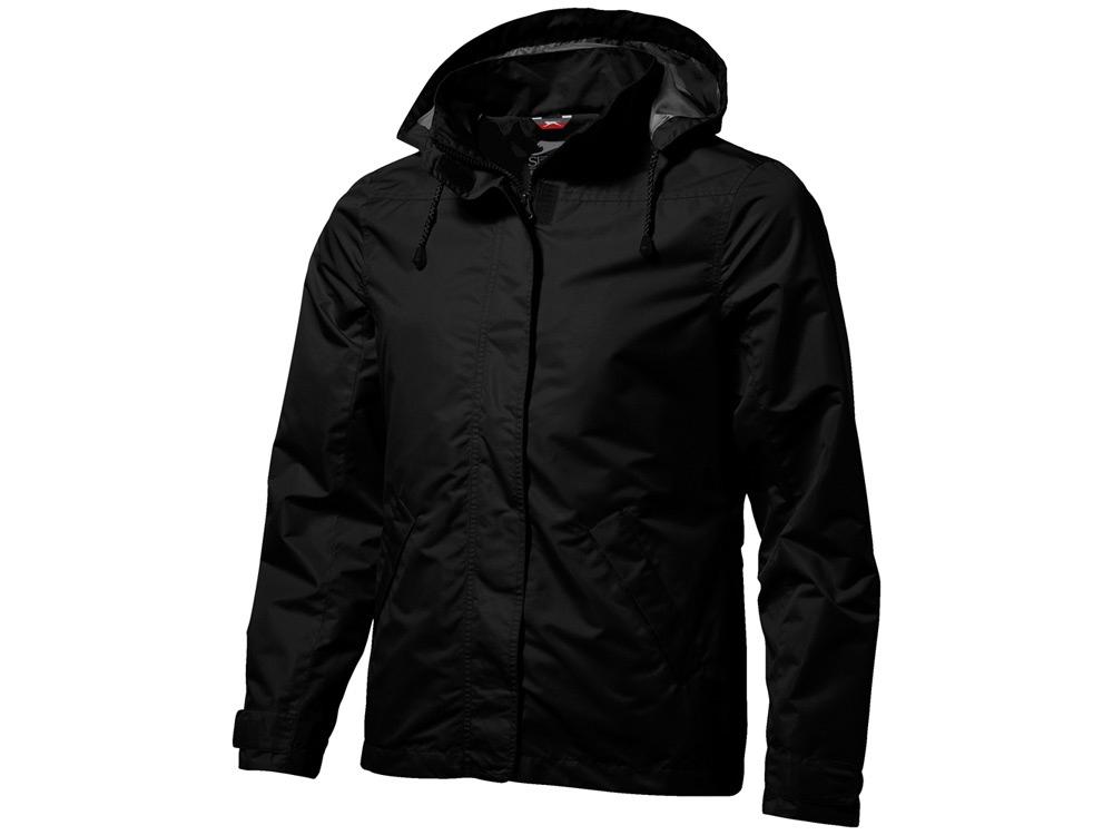 Куртка Top Spin мужская, черный
