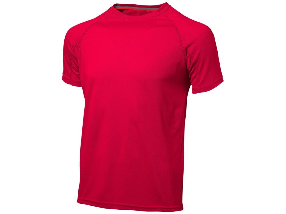 Футболка Serve мужская, красный