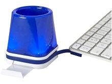 Настольный USB Hub «Shine» 4 в 1 (арт. 13425500)