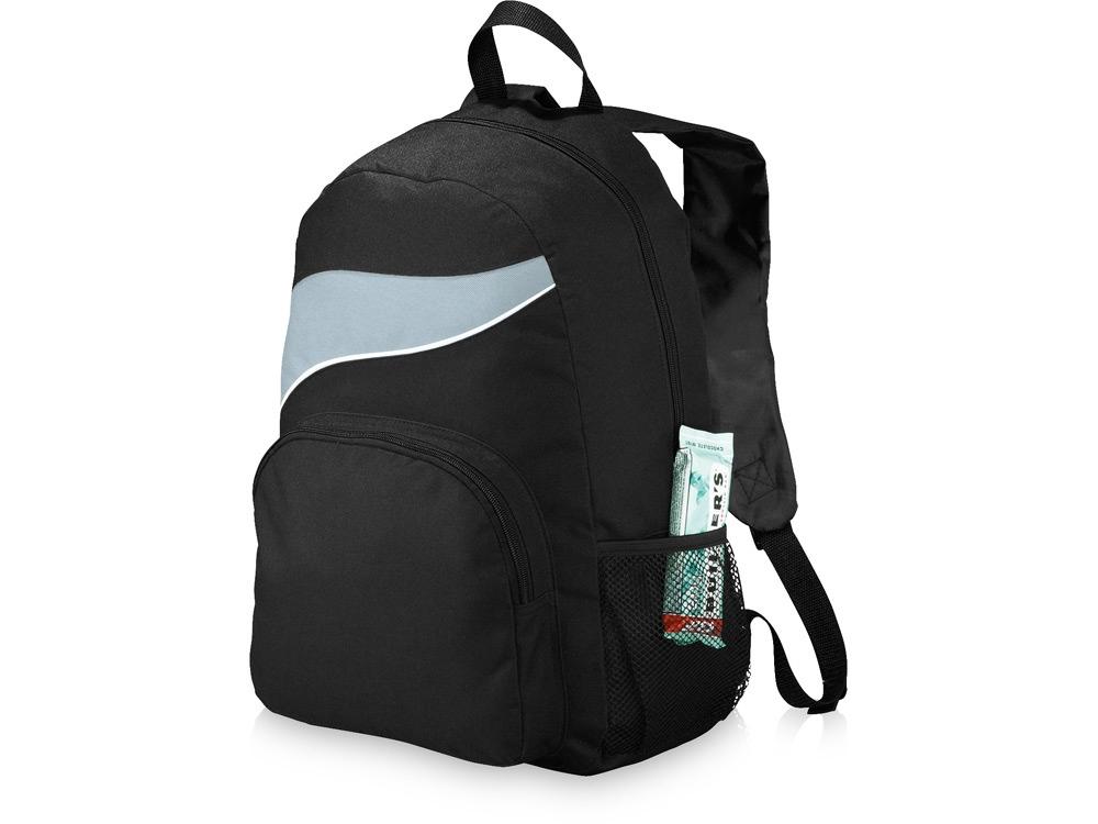 Рюкзак Tornado, черный/серый