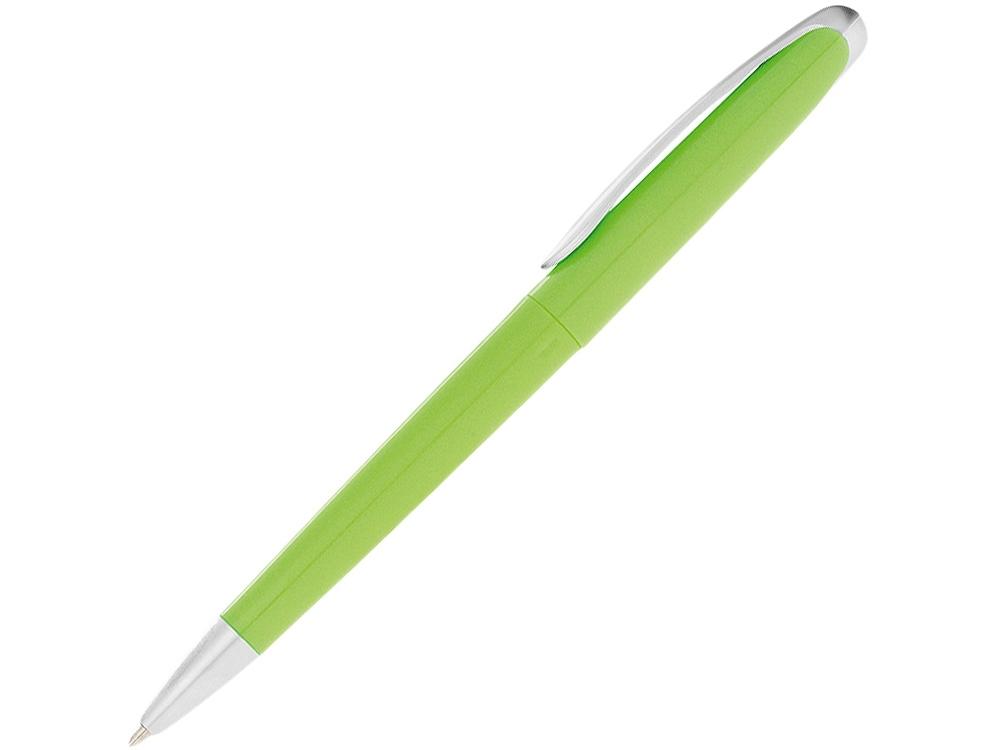 Ручка шариковая Sunrise, зеленое яблоко, синие чернила