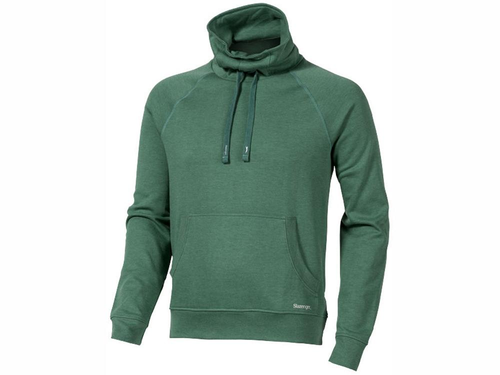 Толстовка Racket мужская, зеленый