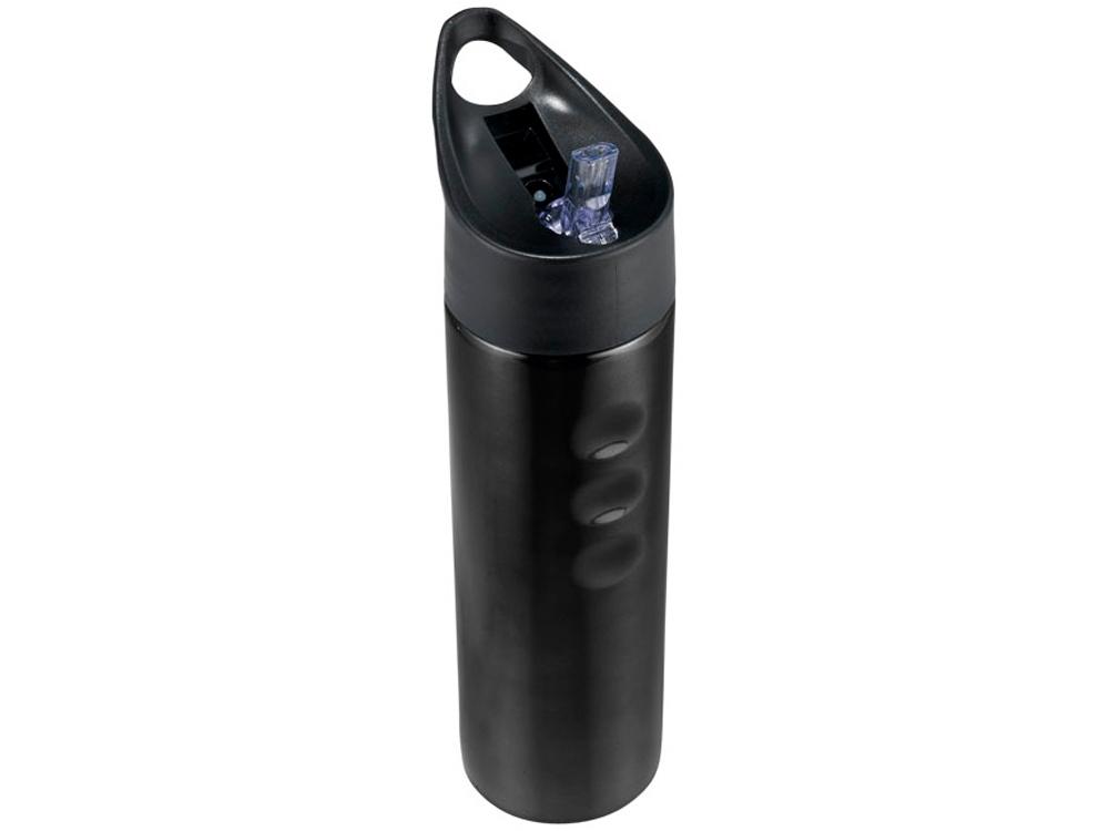 Стальная спортивная бутылка Trixie, черный