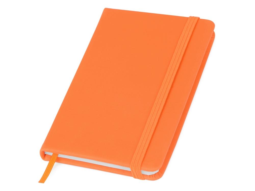 Блокнот A7 Rainbow S, оранжевый