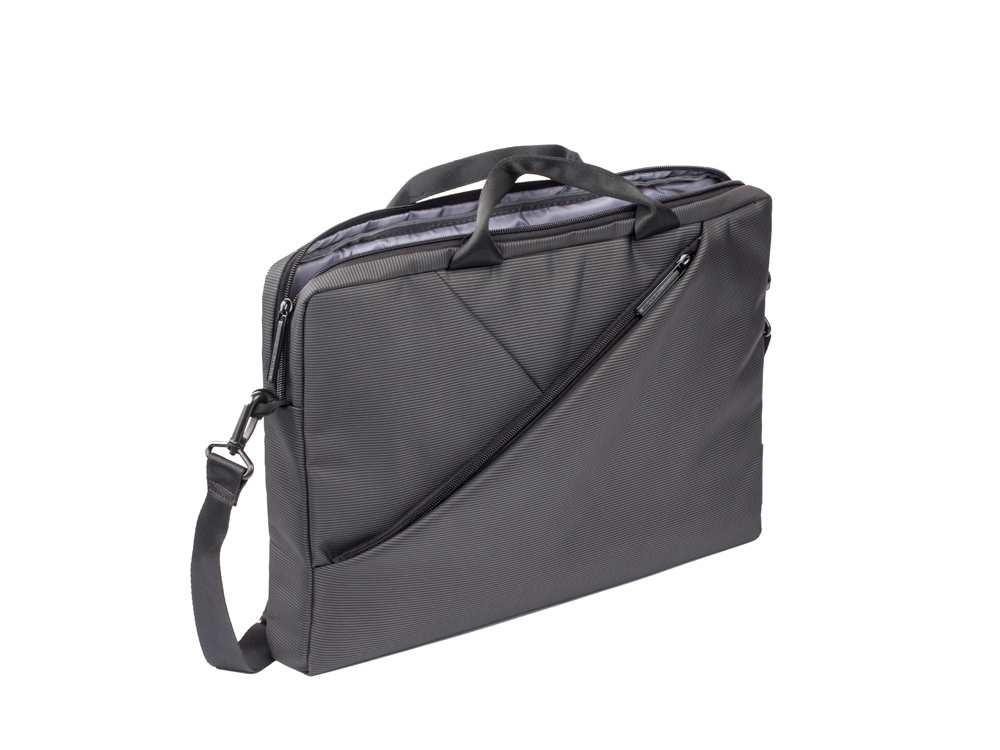 Сумка для ноутбука 15.6 8730, серый