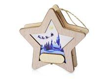 Новогодняя подвеска с подсветкой «Звезда» (арт. 625336)