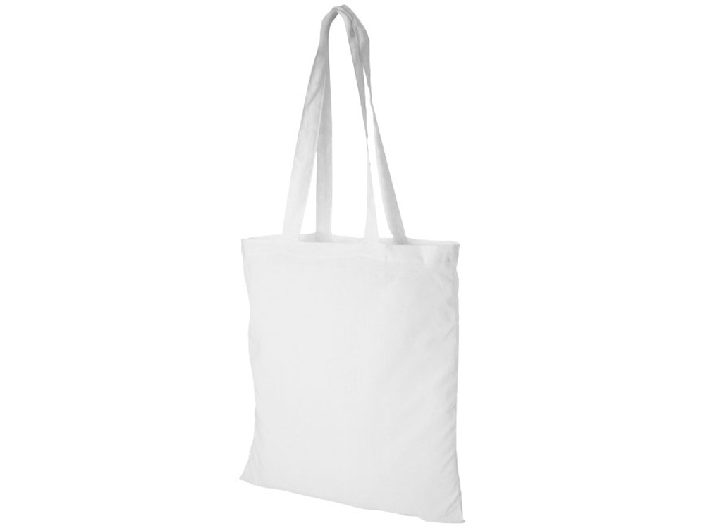 Хлопковая сумка Madras, белый