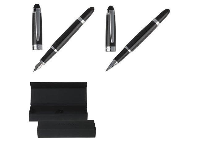 Подарочный набор: ручка перьевая, ручка-роллер