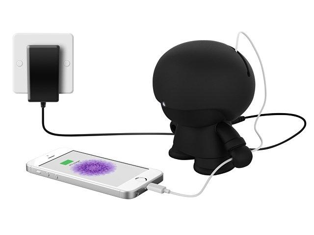 USB Hub XOOPAR BOY, черный