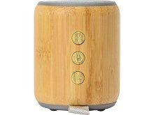 Портативная колонка из бамбука «Bongo» (арт. 975600), фото 5