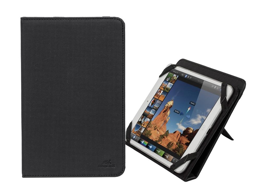 Чехол универсальный для планшета 8 3214, черный