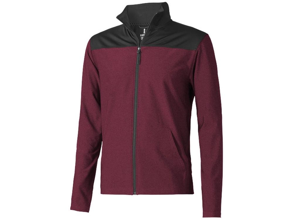 Куртка Perren Knit мужская, красный