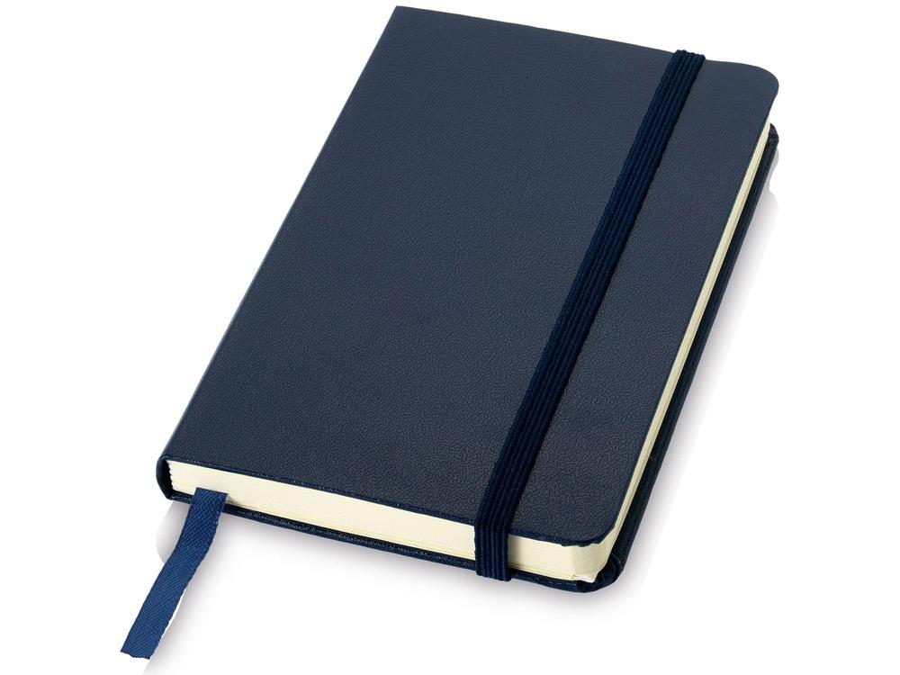 Блокнот классический карманный Juan А6, темно-синий