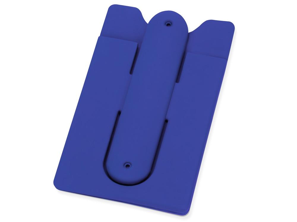 Футляр для кредитных карт Покет, синий
