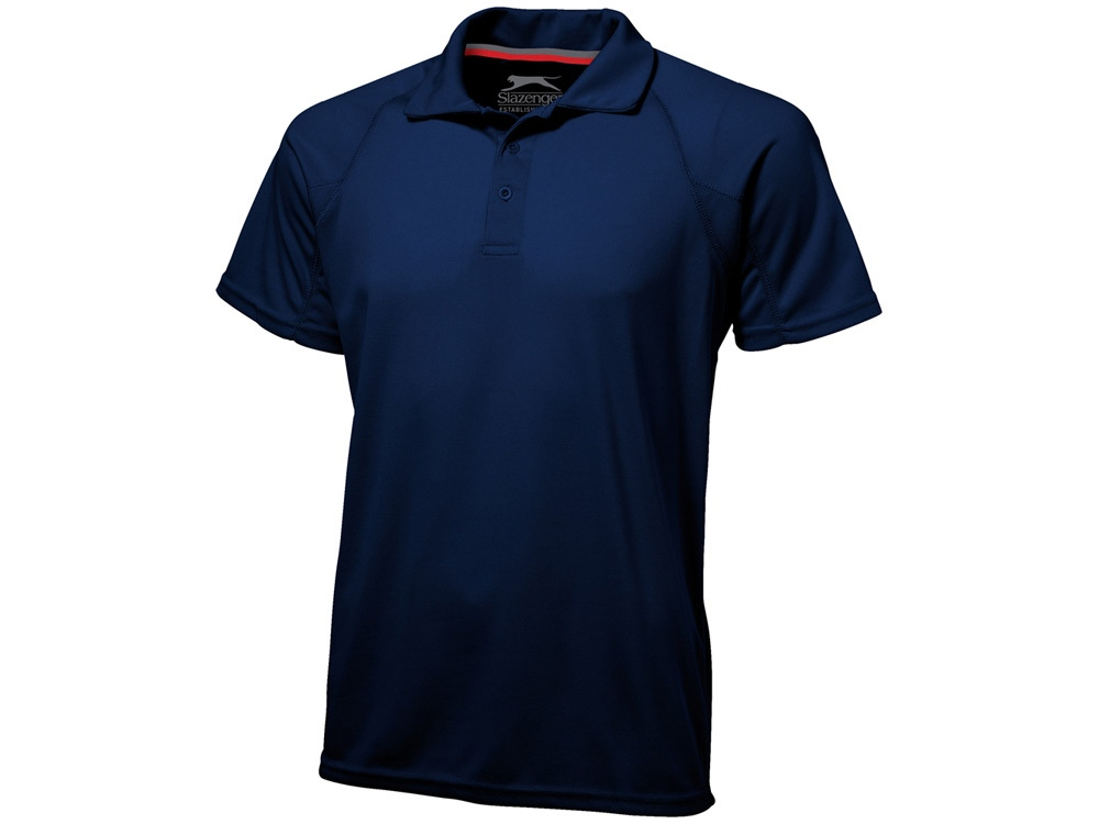 Рубашка поло Game мужская, темно-синий