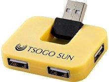 USB Hub «Gaia» на 4 порта (арт. 12359805), фото 6
