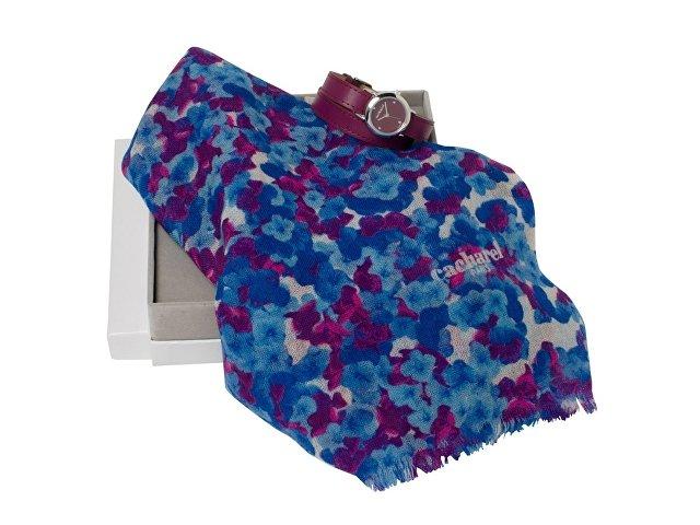 Подарочный набор Tourbillon: шарф, часы наручные (арт. CPEN578)