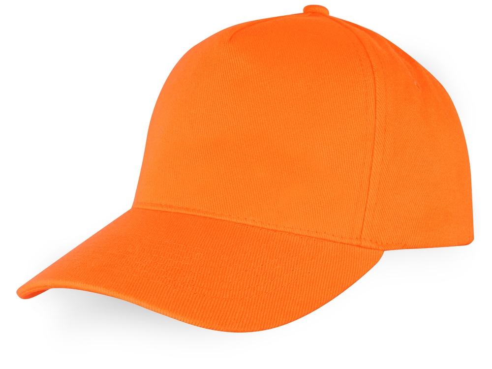 Бейсболка Florida 5-ти панельная, оранжевый