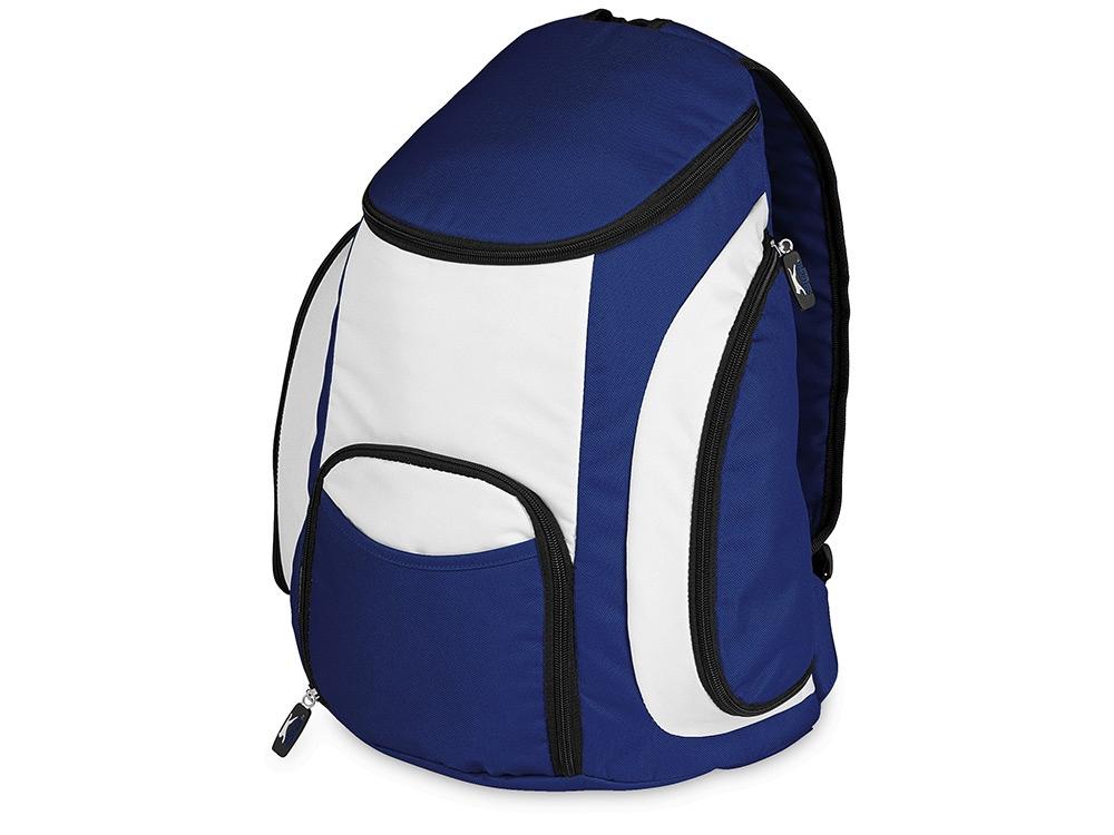 Рюкзак-холодильник Brisbane от Slazenger, ярко-синий/серый