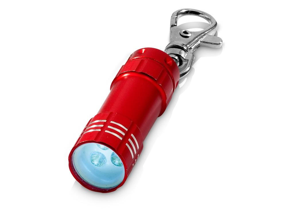 Брелок-фонарик Astro, красный