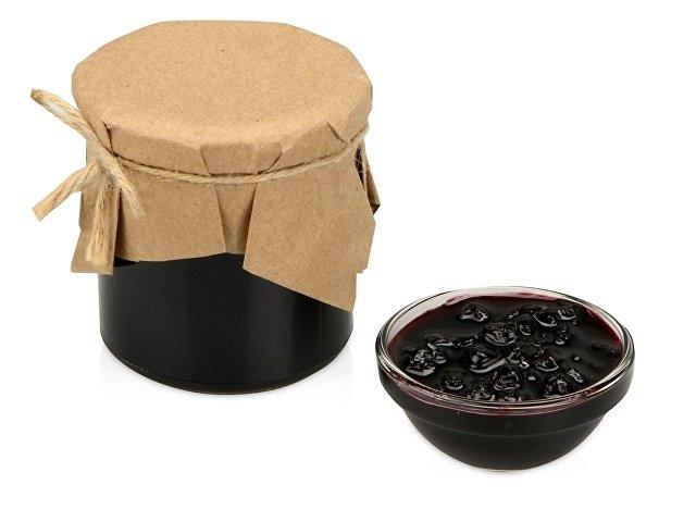 Варенье из черники с лимоном, 295г в подарочной обертке