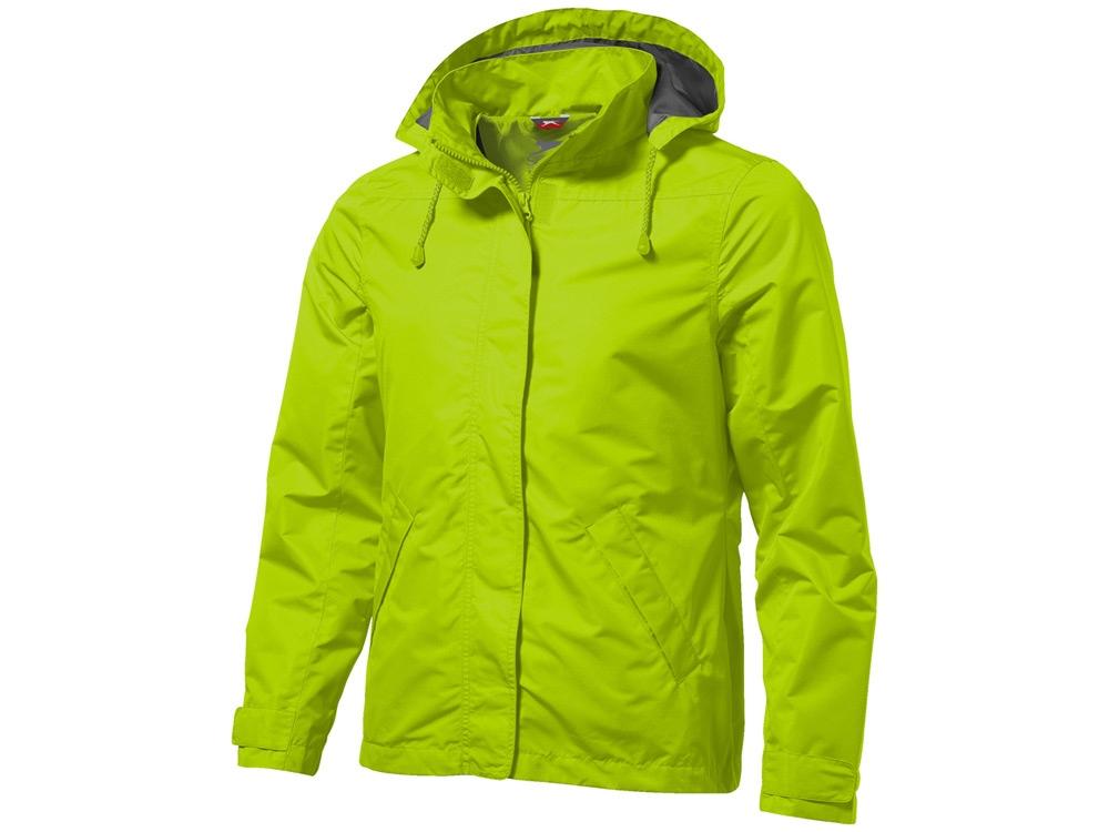 Куртка Top Spin мужская, зеленое яблоко