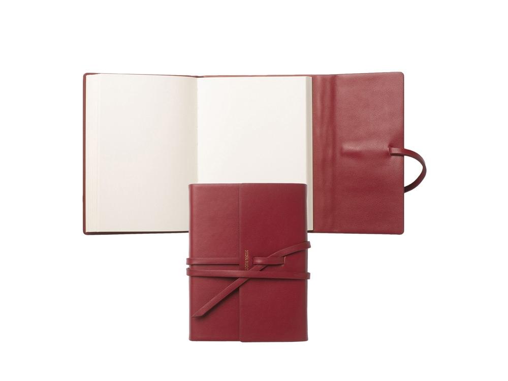 Блокнот формата А6 Pensée Red. Nina Ricci