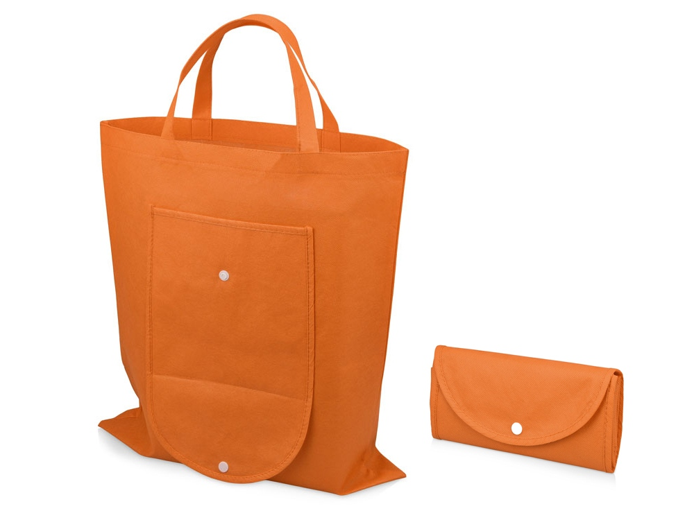 Складная сумка Maple из нетканого материала, оранжевый