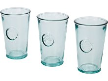 Набор из 3 предметов «Copa» из переработанного стекла (арт. 11317201)