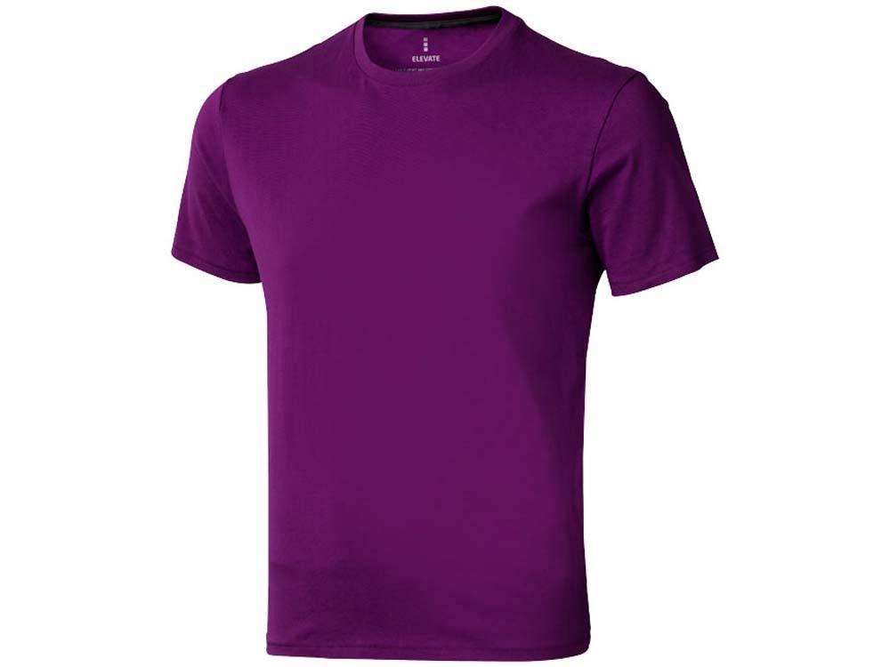 Футболка Nanaimo мужская, темно-фиолетовый