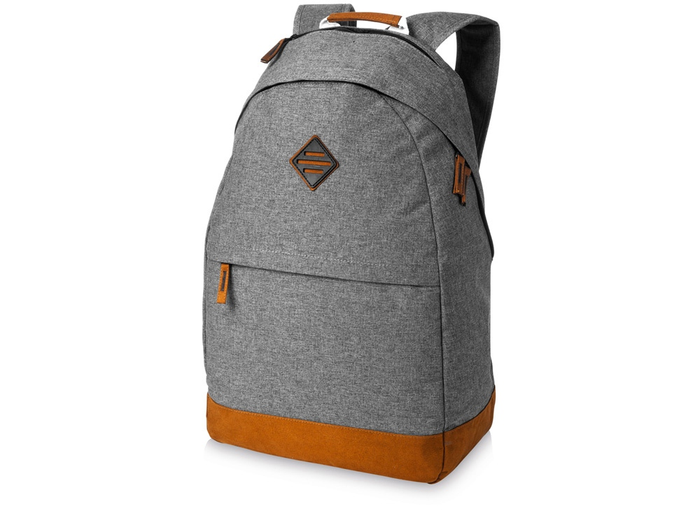 Рюкзак  Echo, серый меланж