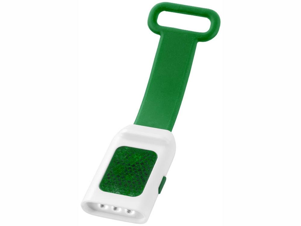 Светоотражатель Seemii, зеленый