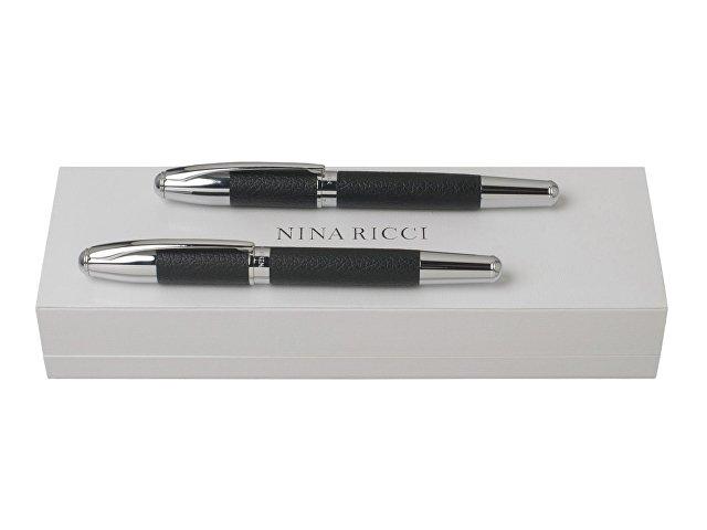 Подарочный набор Embrun: ручка перьевая, ручка роллер