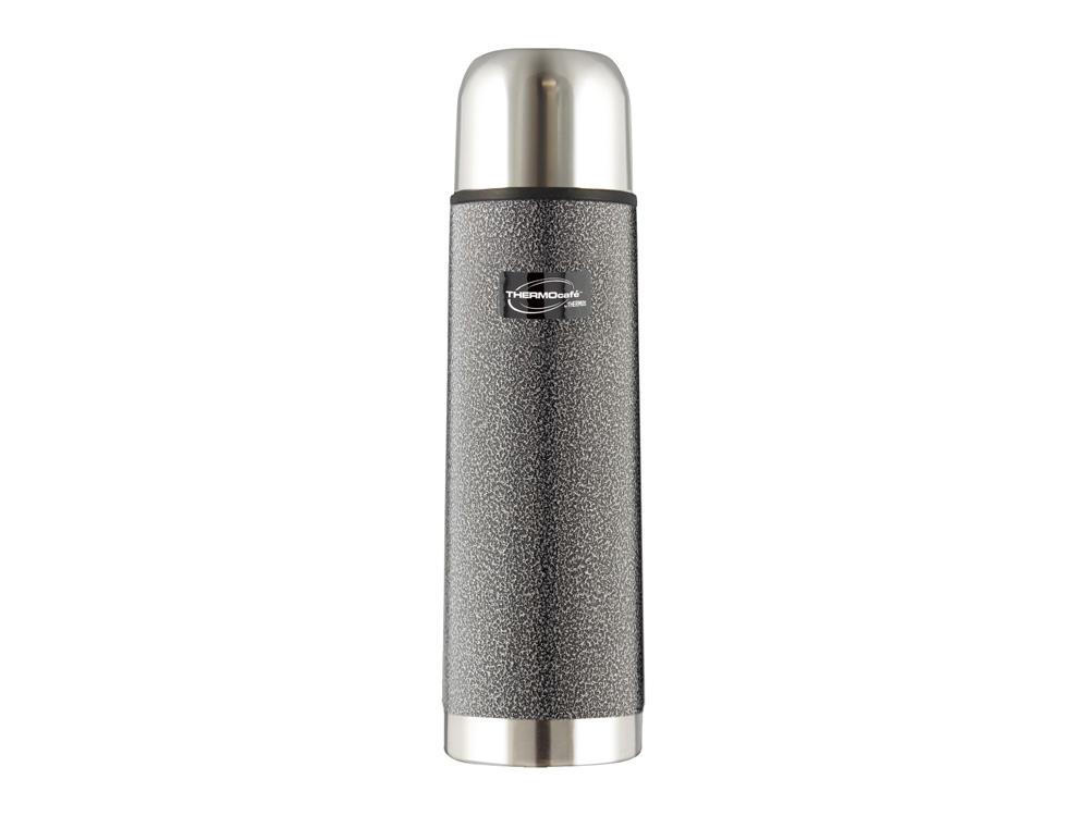 Термос из нерж. стали тм ThermoCafe HAMFK- 700, 0.7L, серый