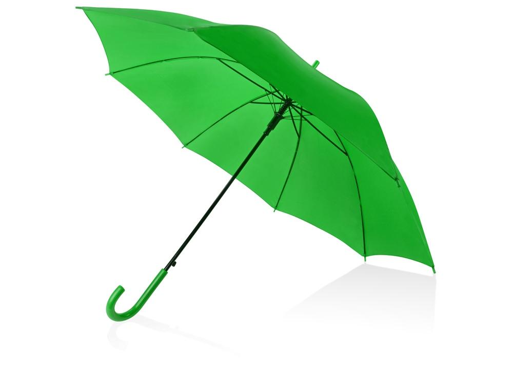 Зонт-трость Яркость, зеленое яблоко