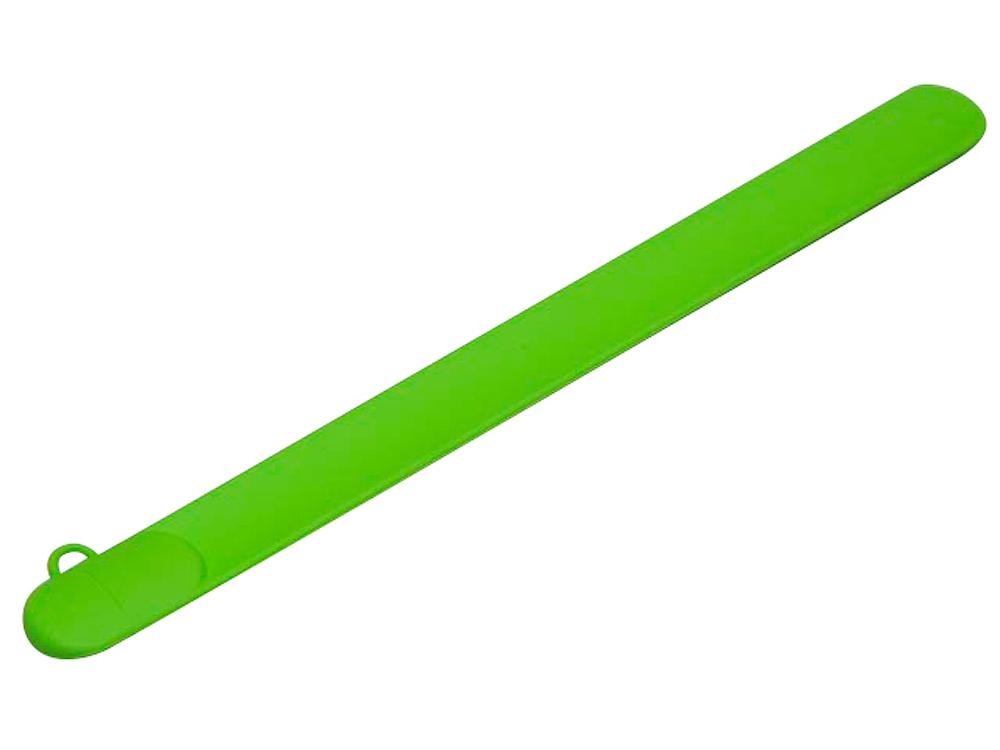 Флешка в виде браслета, 32 Гб, зеленый