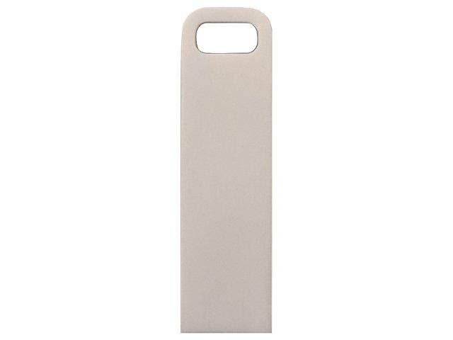 Флеш-карта USB 2.0 16 Gb «Fero», серебристый