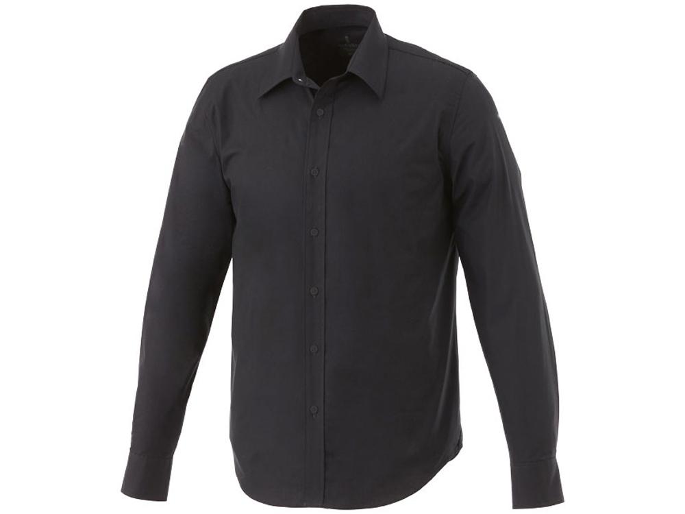 Рубашка с длинными рукавами Hamell, черный