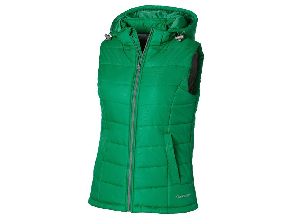 Жилет Mixed Doubles женский, ярко-зеленый
