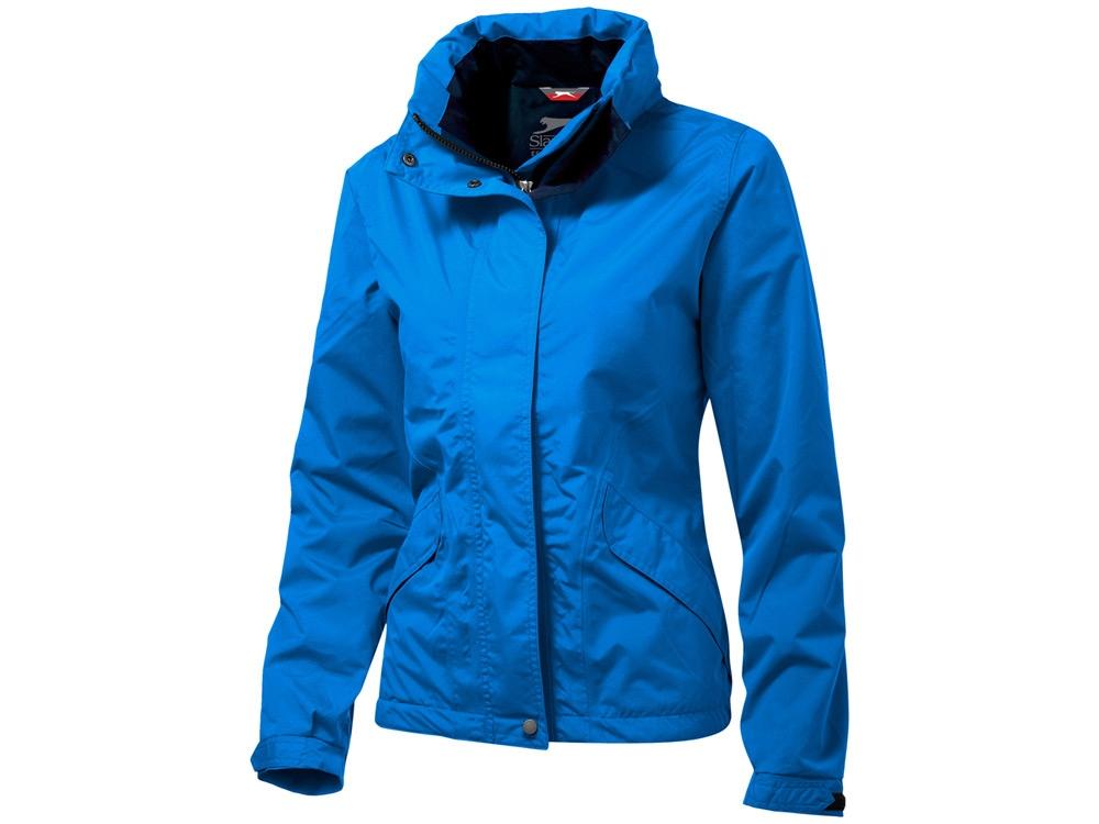 Куртка Slice женская, небесно-голубой