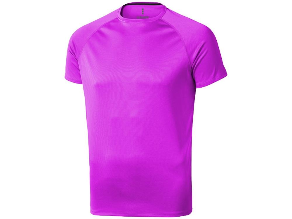 Футболка Niagara мужская, неоновый розовый
