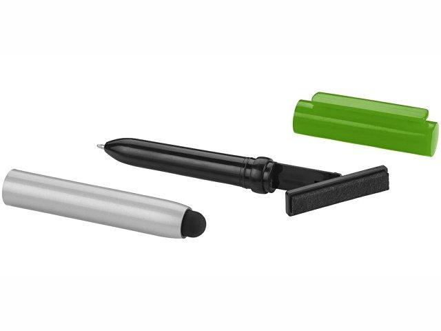 Ручка-стилус шариковая «Robo» с очистителем экрана