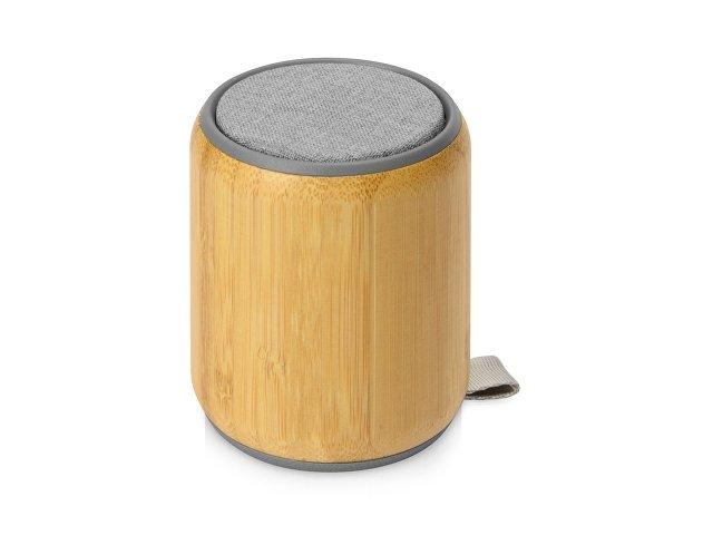 Портативная колонка из бамбука «Bongo»