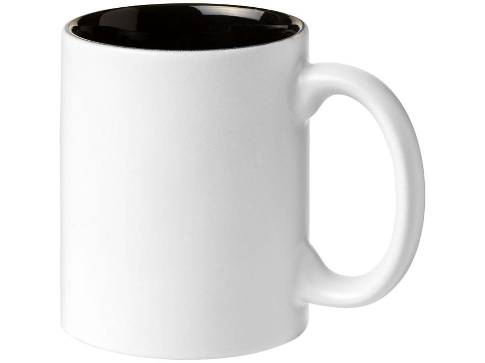 Керамическая кружка Taika, 360мл, черный