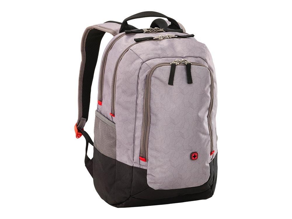 Рюкзак WENGER 20 л с отделением для ноутбука 14, серый
