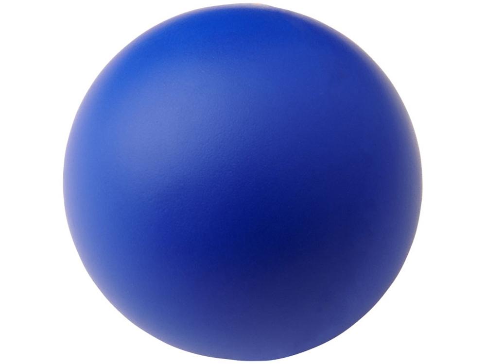 Антистресс Мяч, ярко-синий