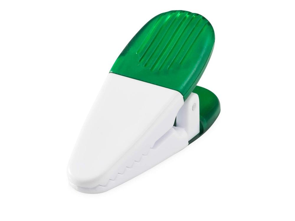 Держатель для бумаги Holdz на магните, зеленый