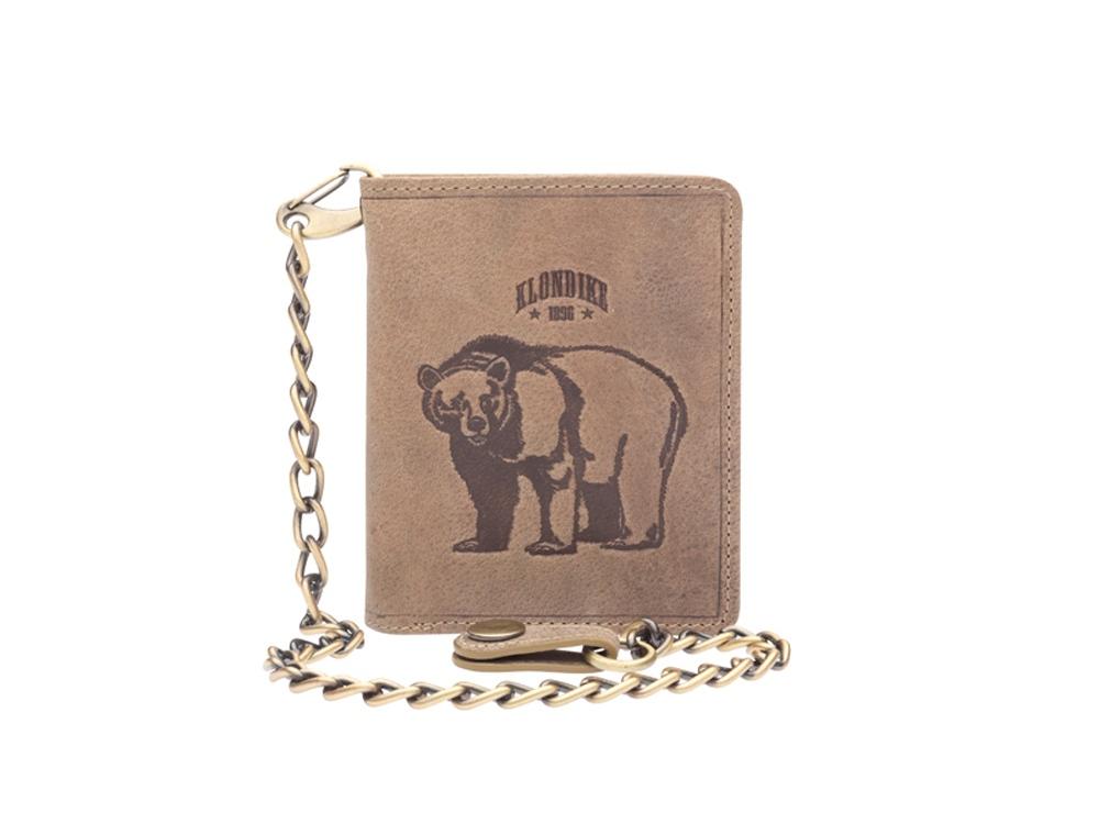 Бумажник KLONDIKE Wayne Bear